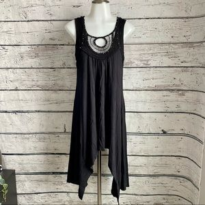 NWT Asymmetrical dress by Antthony Original